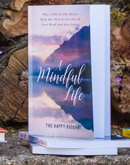 A Mindful Life, who's this in the shower with me? - How to get out of your head and start living